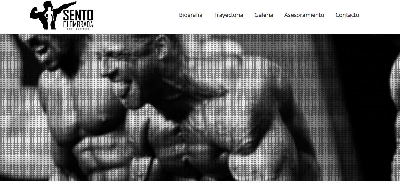 Sento Olombrada Bodybuilding