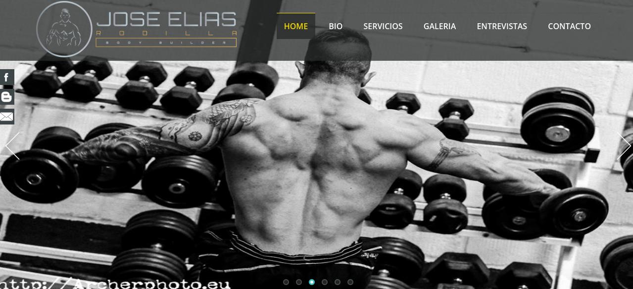Jose Elias Bodybuilder